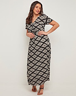 Joe Browns Print Maxi Dress