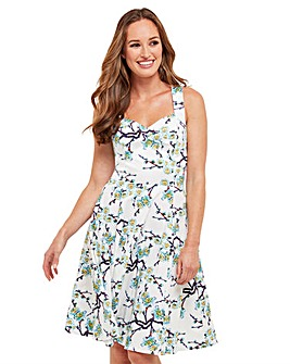 Joe Browns Oriential Print Dress