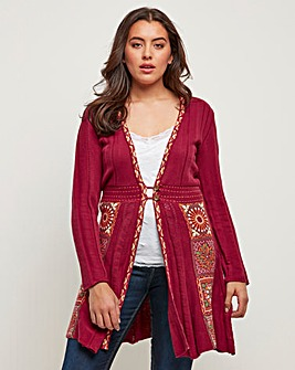 Joe Browns Welcome To Autumn Cardigan