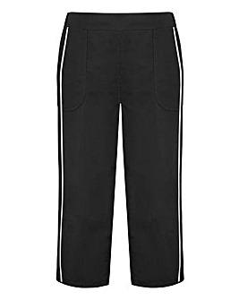 Pack of 2 Three-Quarter Pants