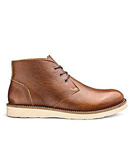 Jacamo Premium Wedge Chukka Boots