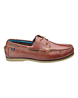 Classic Boat Shoe Wide Fit