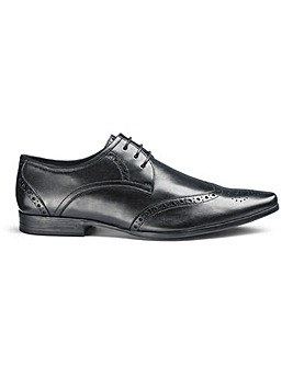 Leather Gibson Brogues Standard Fit