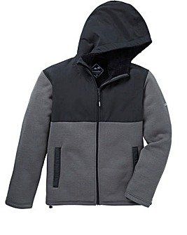 Snowdonia Thick Hooded Fleece