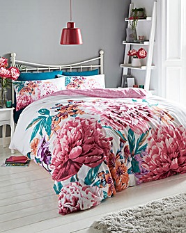 Padmi Pink Duvet Cover Set