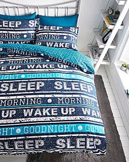 Sleep Duvet Cover Set