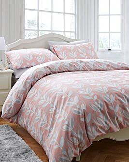 Escada Coral Duvet Cover Set