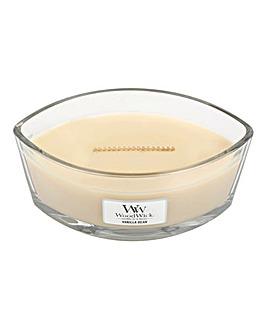 WoodWick Vanilla Bean Hearthwick Jar
