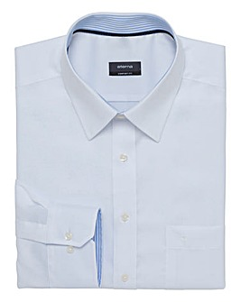 Eterna Mighty Plain Contrast Shirt
