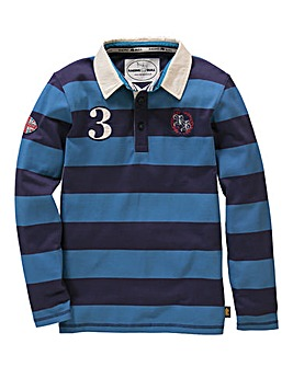 Raging Bull Rugby Top (7-13 years)