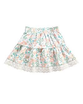 KD MINI Girls Printed Skirt