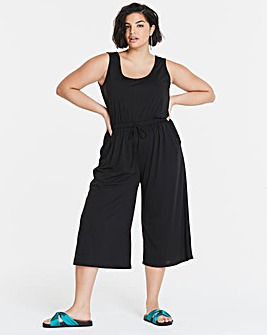 Vest Top Culotte Jumpsuit