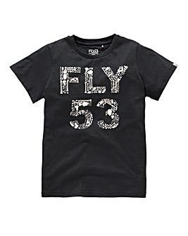 Fly 53 Boys T-Shirt (7-13 yrs)