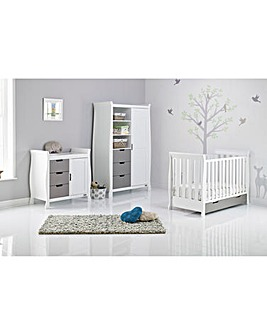 Obaby Stamford Mini Mix Sleigh Room Set