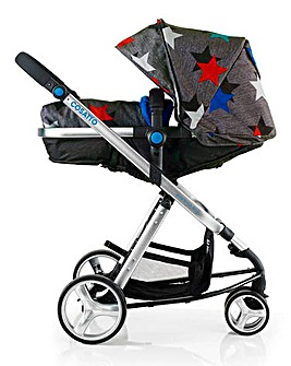 Cosatto Woop 2 in 1 Pushchair