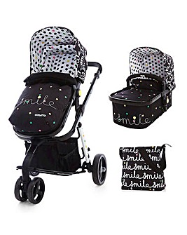 Cosatto Giggle2 Pram & Pushchair - Smile