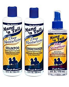 Mane n Tail Moisturising Hair Trio Set