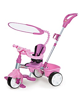 Little Tikes 4 in 1 Trike Pink