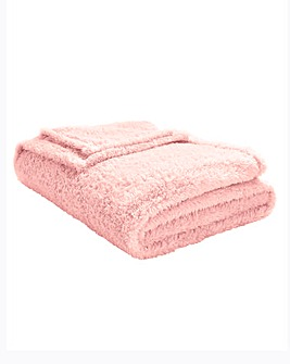 Cuddly Fleece Throw