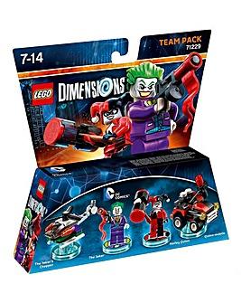 Lego Dimensions DC Joker Team Pack