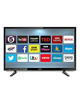 Cello 32in Freeview Smart HD TV