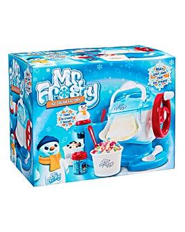 Mr Frosty Ice Cream Factory