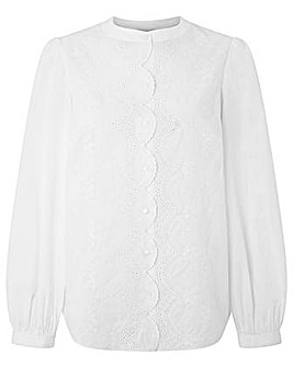 Monsoon Tabitha Embroidered Shirt