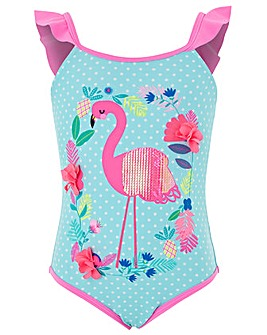 Accessorize Fiona Flamingo Swimsuit