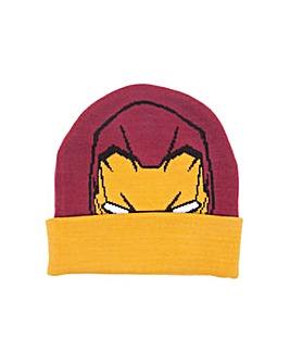 Marvel Iron Man Beanie