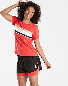 Sports Colour Block Tee