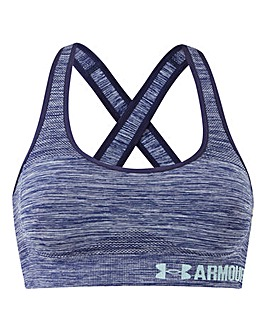 UNDER ARMOUR THREADBORNE CROSSBACK CROP