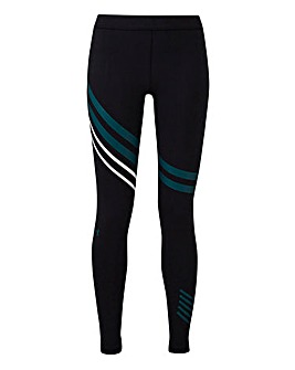 UNDER ARMOUR FAVOURITE ENGINEERED LEGGIN