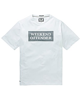 Weekend Offender Bishop T-Shirt Regular