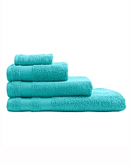 Egyptian Cotton Towel Range Turquoise