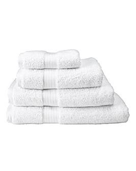 Pima Luxury Towel Range - Snowflake