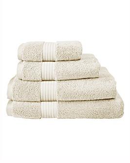Pima Cotton Luxury Towel Range - Vanilla