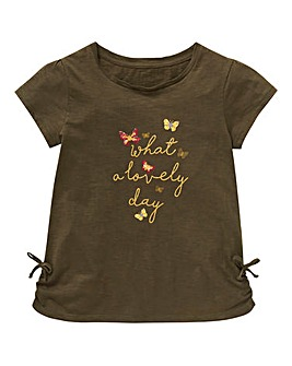 Girls Boho T-Shirt