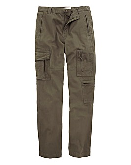 W&B Cargo Trousers 29in