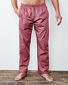 Capsule Pack of 2 Woven PJ Bottoms