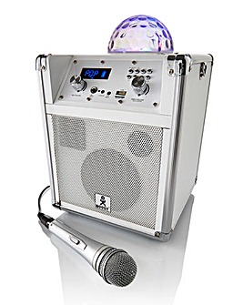 Disco Ball PA System with MIC
