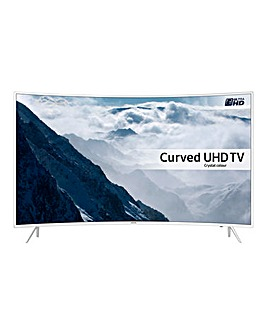 Samsung UHD HDR Smart 55 Inch TV + Inst