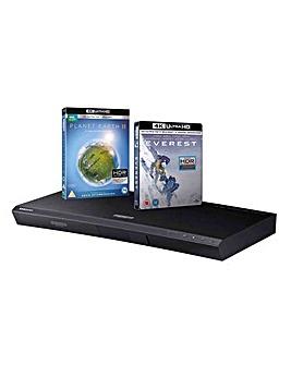 Samsung UHD HDR Blu Ray Player