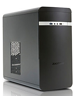 Zoostorm A10 16GB, 2TB Win 10 Desktop PC