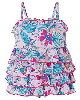 Monsoon Baby Cheska Frill Swimsuit