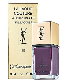 La Laque Couture Nail Lacquer - Violet