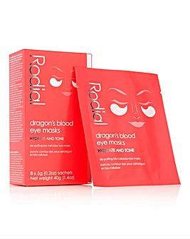 Rodial Dragons Blood Eye Masks