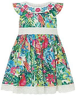 Monsoon Baby Jovana Print Dress