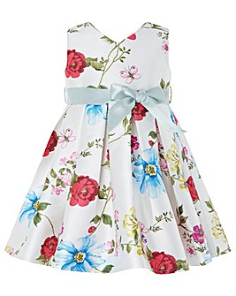 Monsoon Baby Ladybird Print Dress