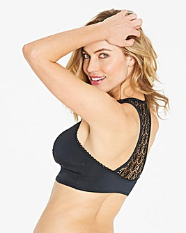 Simply Yours Crochet back Bikini Top
