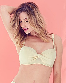 Simply Yours Wrap-Over Bikini Top
